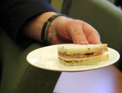 Bob's ham sandwich