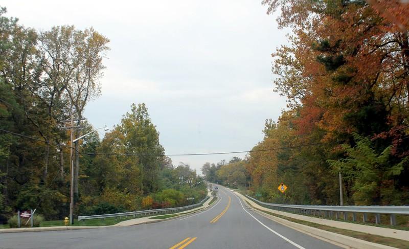 Road to Leonardtown
