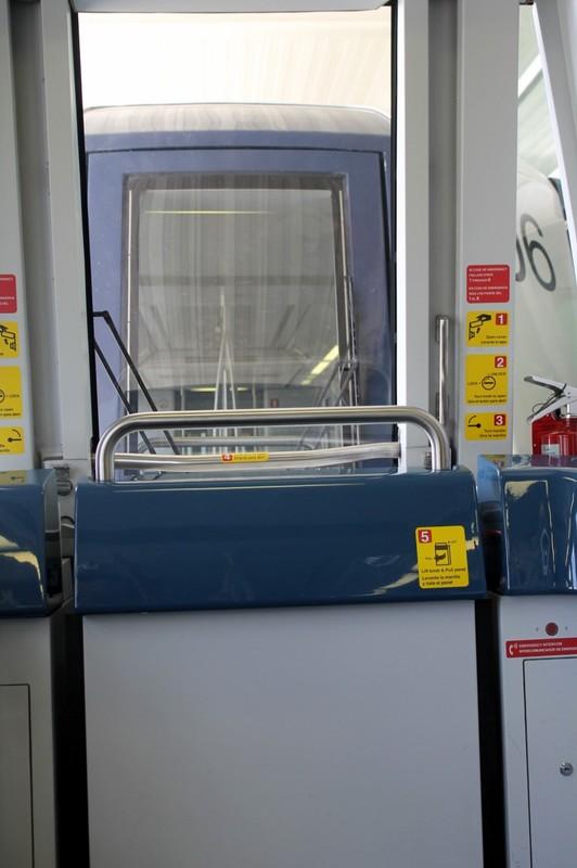 Skytrain window