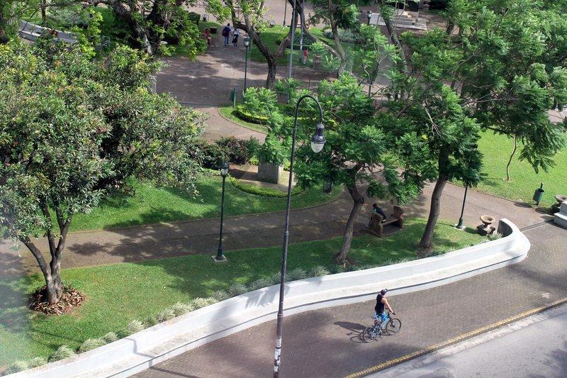 Parque Morazán
