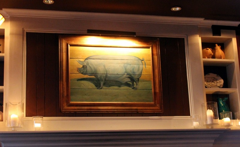 Blue Pig pictures