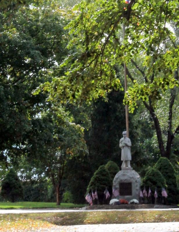 Fairview Civil War Monument