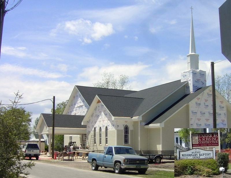 Belhaven Missionary Baptist Church
