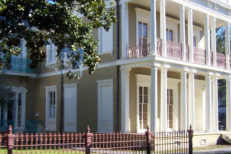 Dufour-Baldwin House