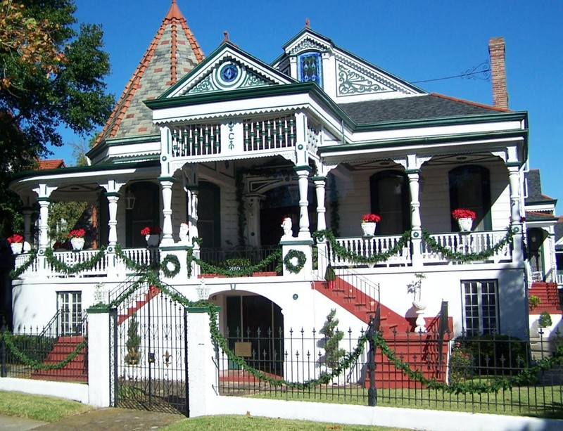 Garden District Victorian