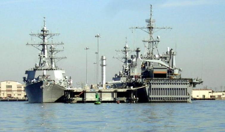 USS Cole?