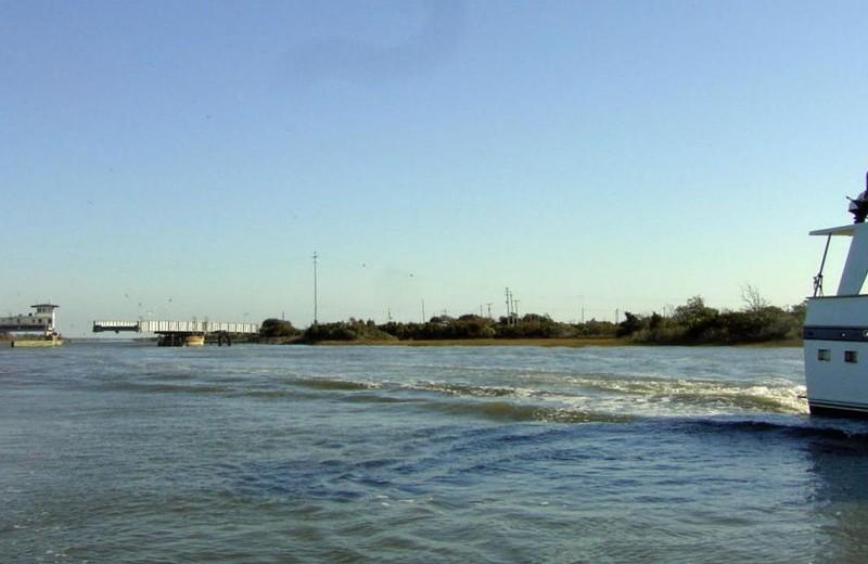 Onslow Beach bridge closing
