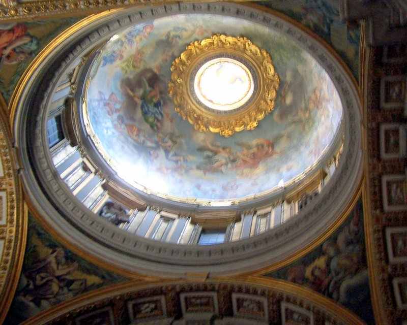 dome St Peters