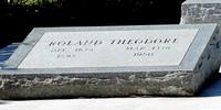 Individual stone Roland Theodore Symonette