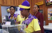 Counter people - Barbados