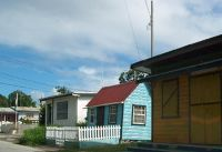 Chattel houses - Barbados