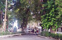Road entrance - Barbados