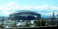 Safeco Field on the way from the airport - Seattle
