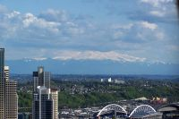 On a clear day 2011 - Seattle