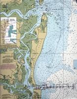Cumberland Island chart