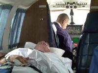 Bob in plane - Miami