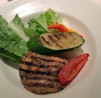 Grill Eggplant and zuchinni starter - Nov 8 dinner