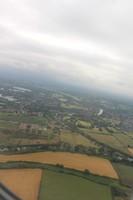 Flying to Heathrow