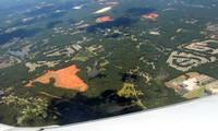 Landing in Atlanta