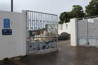 Balata cemetery gate