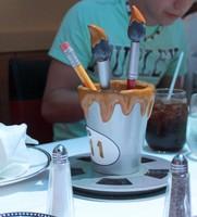 Pencil holder - Animator's palate