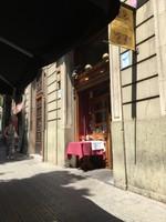La Tagliatella entrance