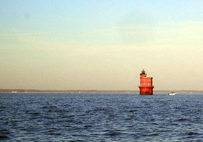 Wolf Trap Lighthouse