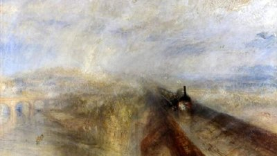 Wind Rain and Speed by Turner