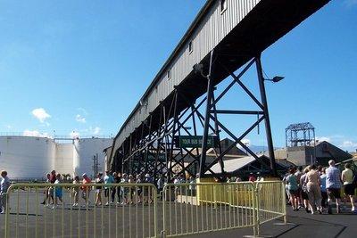 NCL Dock area