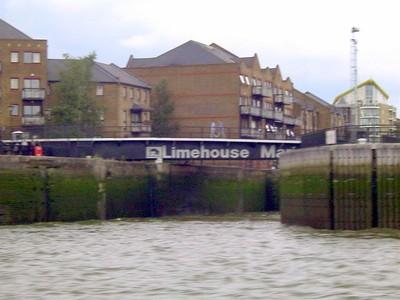 Limehouse Bridge