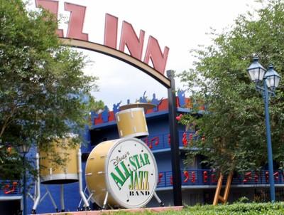 Guitars and Jazz Inn at the resort