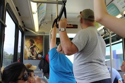 bus to Downtown Disney