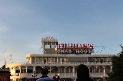 Fultons Crab House