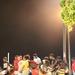 Carnaval drummers providing the rhythm