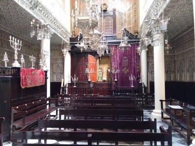Tangier Nahon Synagogue