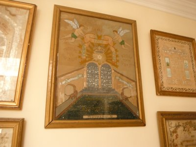 Tangier Synagogue Nahon marriage contracts