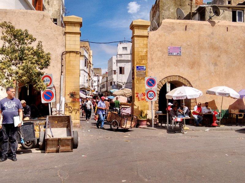 Casablanca Medina Boulevard du 2 Tirraleurs