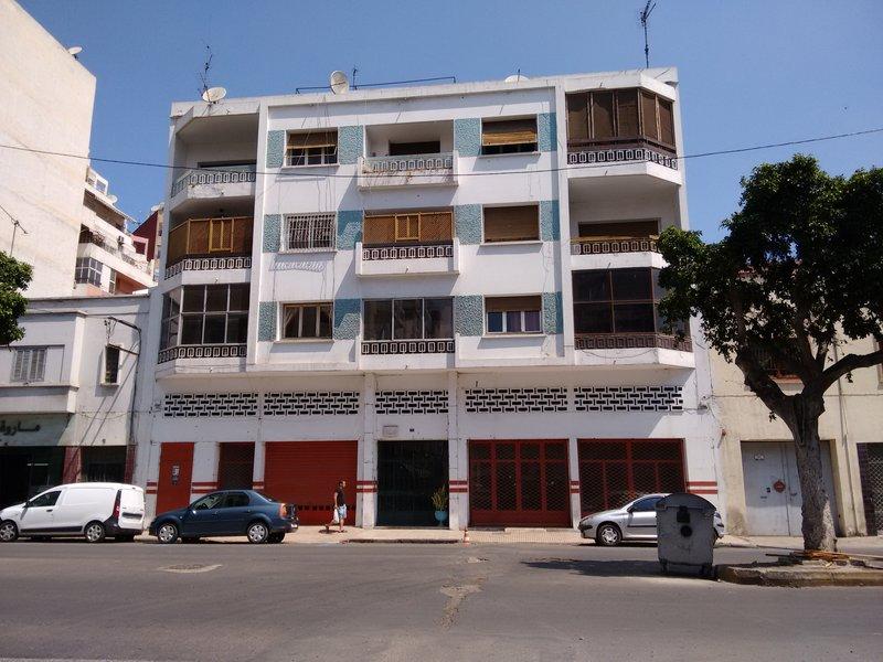 Casablanca 37 Boulevard Abdellah ben Yassine, Morocco.