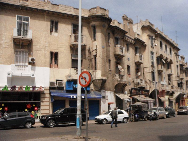 Casablanca Ave Houman el Fetouaki