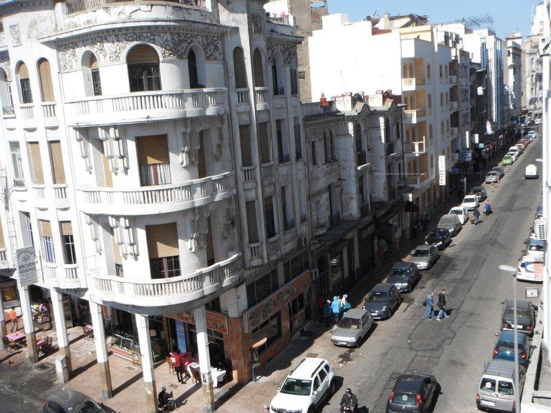 Casablanca Rue Allal ben Abdellah