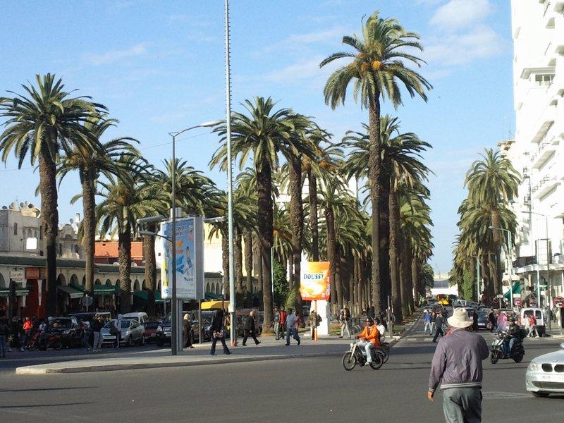 Casablanca Ave Felix Houphouet Boigny