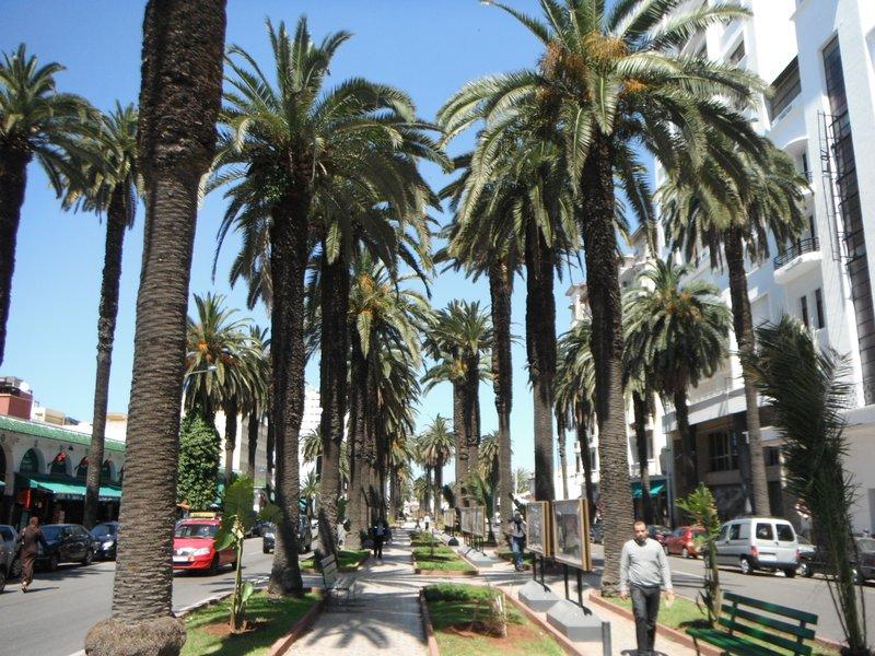 Casablanca Bvd Felix Houphouet Boigny