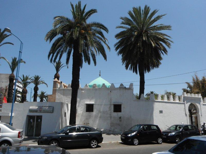 Casablanca Koubba of Marabout Sidi Belyout