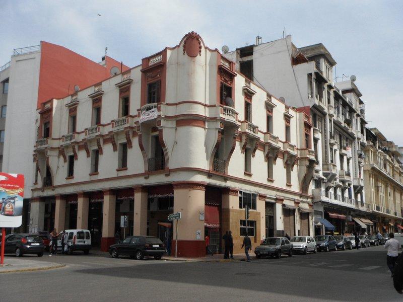Casablanca Cafe Restaurant Aknoul
