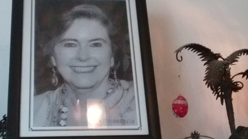 Casablanca Rick's Cafe the late owner Kathy Kriger...