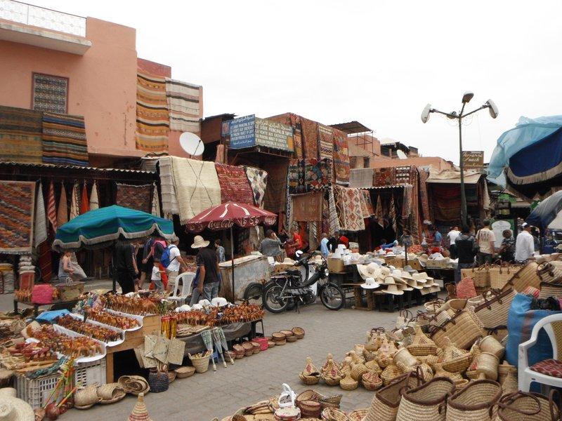 Marrakesh, Rahba Kedima...