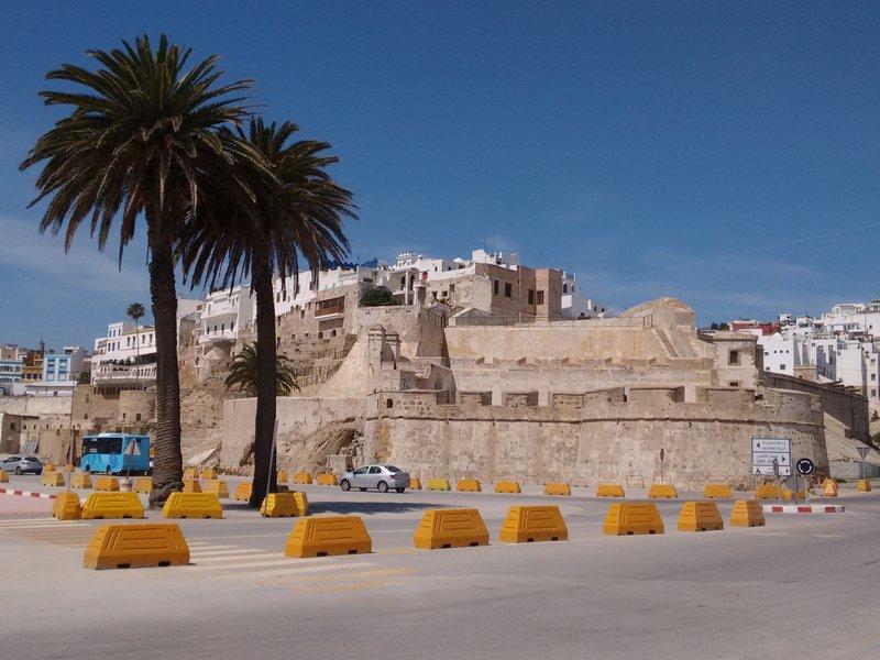 Tangier Kasbah, Morocco,