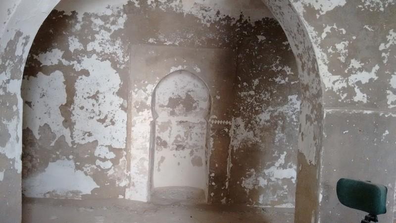 Essaouira Mausoleum of Sidi Magdoul tomb chamber