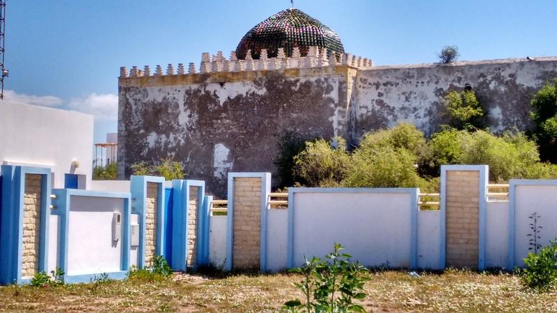 Essaouira Mausoleum of Sidi Magdoul