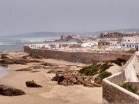 Essaouira, the Jewish cemetery at Bab Doukkala